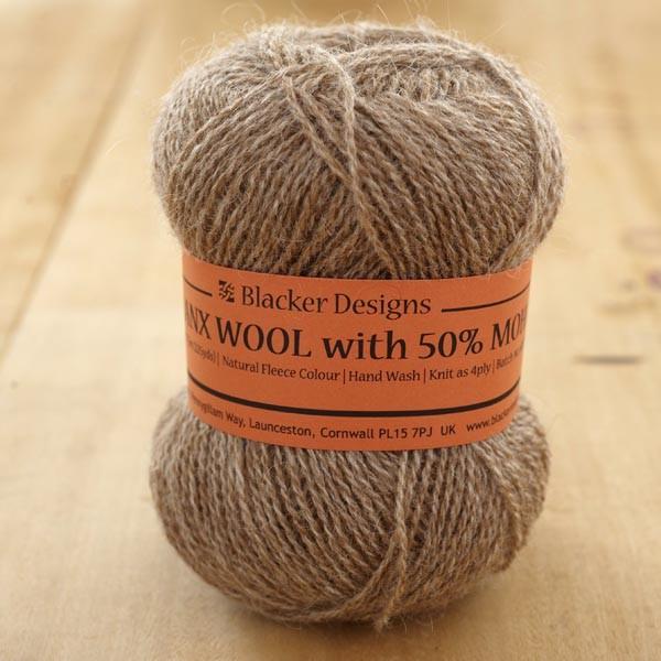 Pure Wool for Socks (no nylon here folks)